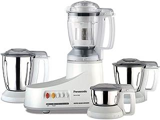 Panasonic -Mixer Grinder with 4 Jar - MXAC400