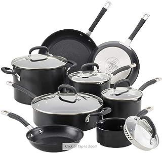 Circulon Premier Hard Anodised Induction 13 Piece Cookware Set