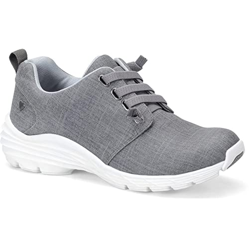 Nurse Mates Womens Velocity Low Top Lace Up Walking Shoes