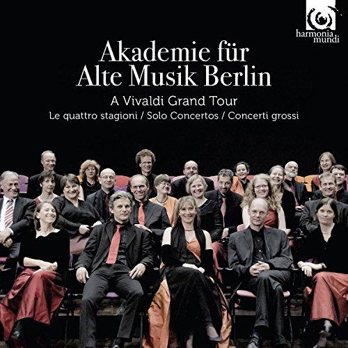 Akademie Fur Alte Musik Plays Vivaldi