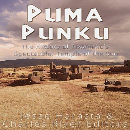 Puma Punku audiobook cover art