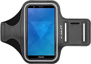 J&D Compatible para Huawei Honor 7X/9X Pro/V30/V30 Pro/Honor 9A/OnePlus 7T/OnePlus 7T Pro/Moto One Hyper/Moto G8 Power Brazalete Deportivo para Correr, Ranura para Llaves, Conexión con Auriculares