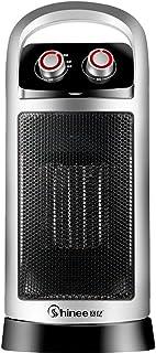 Heaters NAUY@ - Calefactor de Torre de cerámica con calefacción a Temperatura Constante, automático, Ahorro energético, protección contra sobrecalentamiento, protección de inclinación 900 W/180