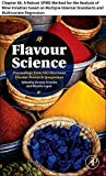 Flavour Science: Chapter 86. A Robust SPME Method for the Analysis of Wine Volatiles based on Multiple Internal Standards and Multivariate Regression (English Edition)