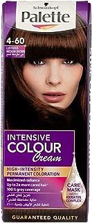 Schwarzkopf Palette Intensive Color Creme 4-60 Lustrous Middle Brown
