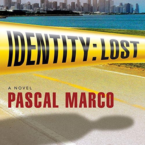 Identity: Lost audiobook cover art