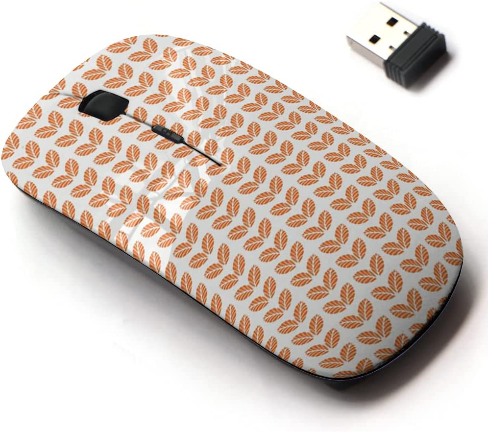 2.4G Ranking TOP17 Wireless Mouse with Cute Pattern and Laptops All Dallas Mall for Design