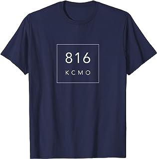 816 KCMO Kansas City Missouri T-Shirt