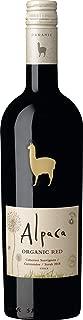 【チョコレートやスパイスブラックチェリーの香りとプラムの果実味オーガニックワイン】サンタ・ヘレナ・アルパカ・オーガニック・レッド [ 赤ワイン フルボディ チリ 750ml×12本 ]