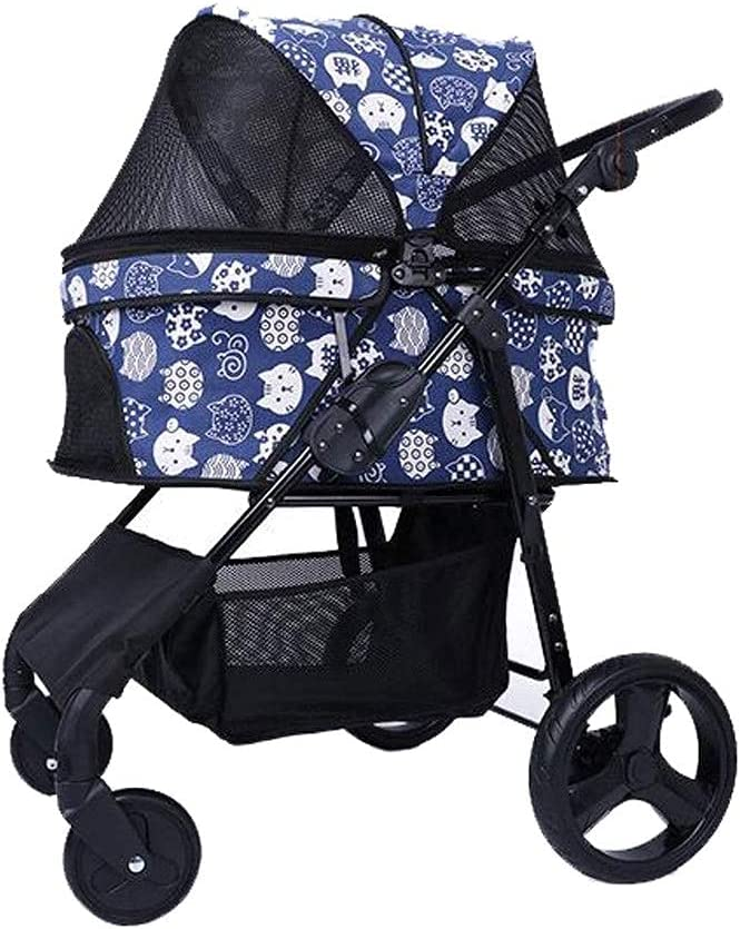 CHENGLONGTANG New sales Pet Stroller Travel Dog Big P At the price of surprise Trolley