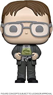 Funko Pop!TV: The Office - Dwight with Gelatin Stapler