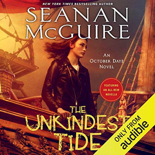 The Unkindest Tide Audiobook By Seanan McGuire cover art