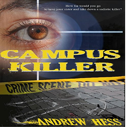 Page de couverture de The Campus Killer (Detective Ali Ryan Series Book 1)