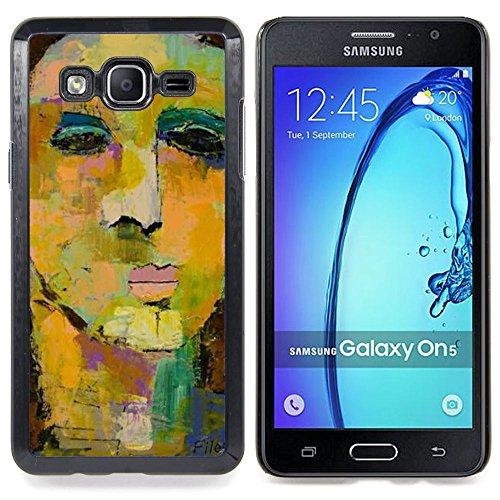 Planetar® Cartoon Bow Arrows 3D Samsung Galaxy On5 O5 Handyhülle Schale Hart Silikon Hülle Schutzhülle Hülle