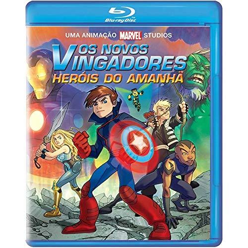 Os Novos Vingadores - Heróis Do Amanhã