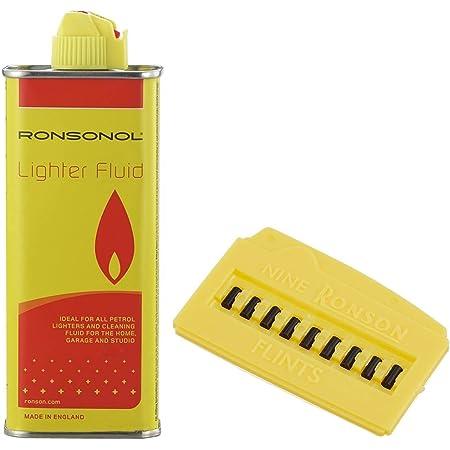 RONSON(ロンソン) オイル フリント 消耗品セット ライター用 純正品