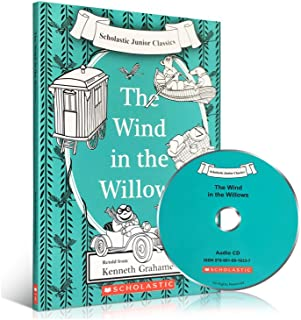 英文原版 The Wind in the Willows Bundled Set (with CD) 柳林风声 [平装] [Jan 01, 2015] Scholastic Malaysia [平装] [Jan 01, 2015] [平装] [Jan 01, 2015] [平装] [Jan 01, 2015] [平装]