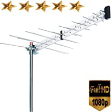 BoostWaves HDTV Digital Outdoor Directional Aerial VHF, UHF, FM Antenna