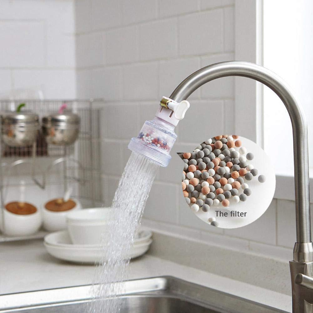 Volwco Pur Filtro de grifo de cocina,creativo filtro de agua para ...