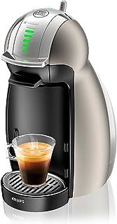 Krups Nescafe Dolce Gusto Genio 2 Kp160T Cafetera De Capsulas, 1 Litro, Titanium