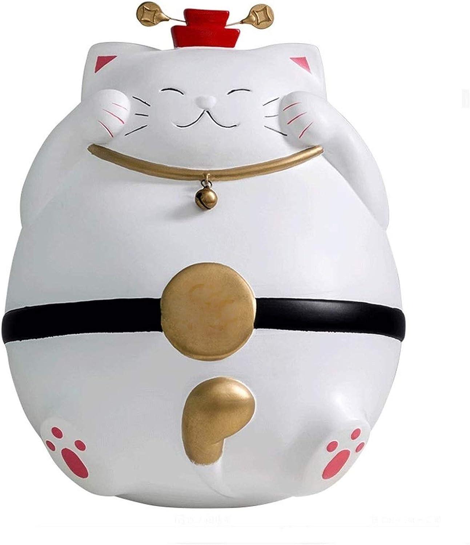 ZLBYB Resin Piggy Bank-Cute Bank for Kids Boys Department store Max 40% OFF Money