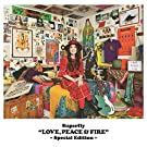 Love. Peace & Fire -Special Edition-