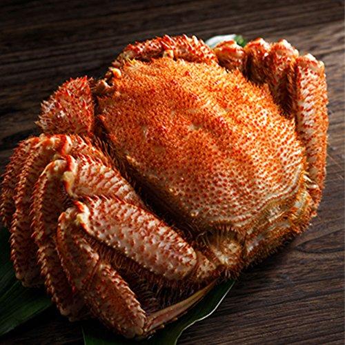 島の人 北海道産 毛蟹 特大サイズ 800g (400g×2尾) 毛蟹 毛ガニ お歳暮 お取り寄せ