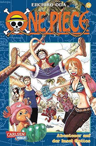 One Piece 26. Abenteuer auf der Insel Gottes