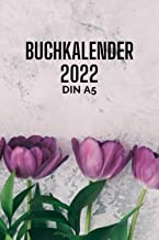 buchkalender 2022 Din a5: Terminkalender mit Uhrzeiten 5 bis 23h Tag   1 Woche auf 2 Seiten mit Zeit   A5 Wochenplaner mit...