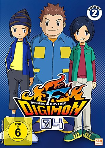 Digimon Frontier, Vol. 2 [3 DVDs]