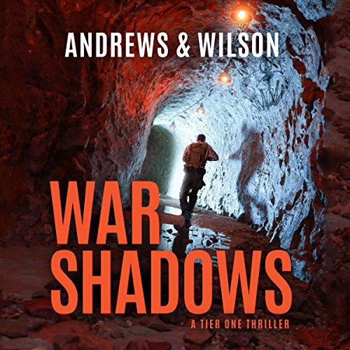 War Shadows audiobook cover art