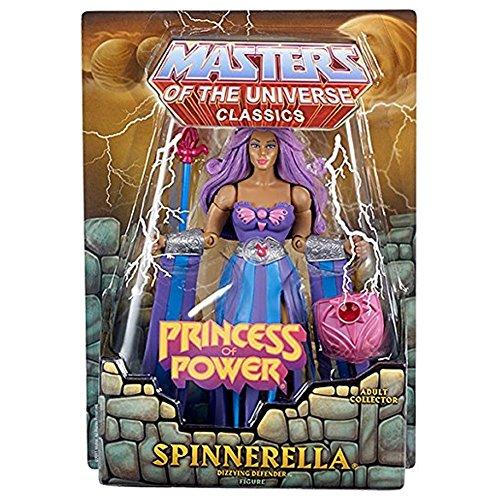 Mattel- Motu/ Motuc- He-Man/ She-Ra Klassische- Spinnerella Figur