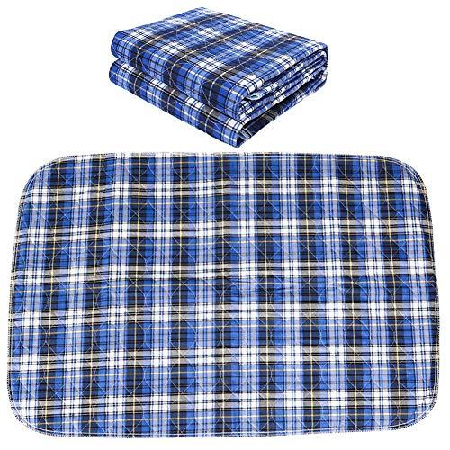 Hoogwaardig bedkussen, gewatteerd, waterdicht en wasbaar, de beste onderlegger voor kinderen of volwassenen met incontinentie,150 * 180cm