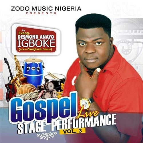 Adaeze Wedding (Live) by Desmond Anayo Igboke on Amazon Music