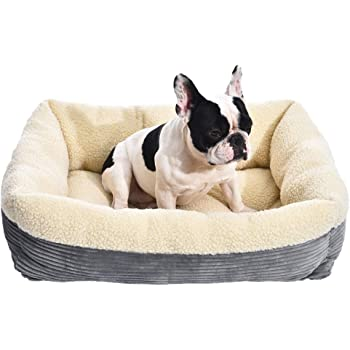 AmazonBasics Warming Pet Bed For Cats or Dogs