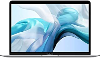 Apple Macbook Air 2020 Model, (13-Inch, Intel Core i3, 1.1Ghz, 8GB, 256GB, MWTK2), Eng-Arb-KB, Silver