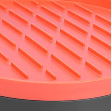 Steamed Egg Pot, Multi-layer Microwave Oven Box Stacked Round Plastic for Microwave