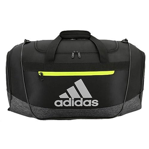 a498d2e4a2e Adidas Defender III Duffel Bag, Small