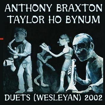 Braxton, A. / Bynum, T.H.: Duets (Wesleyan) 2002