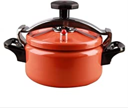 2-3Lpressure Cooker, Explosion-Proof Pressure Cooker, Small Pressure Cooker, Induction Cooker Gas Universal, Can Be Used I...