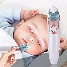 Lesgos B/éb/é aspirateur nasal avec musique r/églable et 3 couleurs clignotantes Aspiration Efficace du nez avec 3 niveaux daspiration pour les nourrissons et les tout-petits Mouch/é-B/éb/é /Électrique