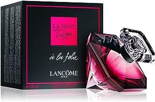 La Nuit Tresor A La Folie by Läncóme Eau De Parfum Spray For Women 1.7 OZ./ 50 ml.