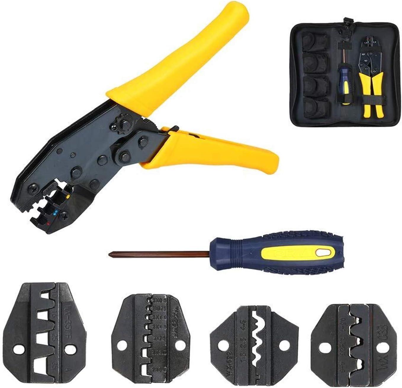 LIMEI-ZEN Terminal Crimping Plier - Wxk-30J Under blast sales Kit Cr Tool Year-end annual account