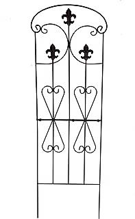 1. GO Metal Garden Trellis Panel Arch for Climbing Plants, 16