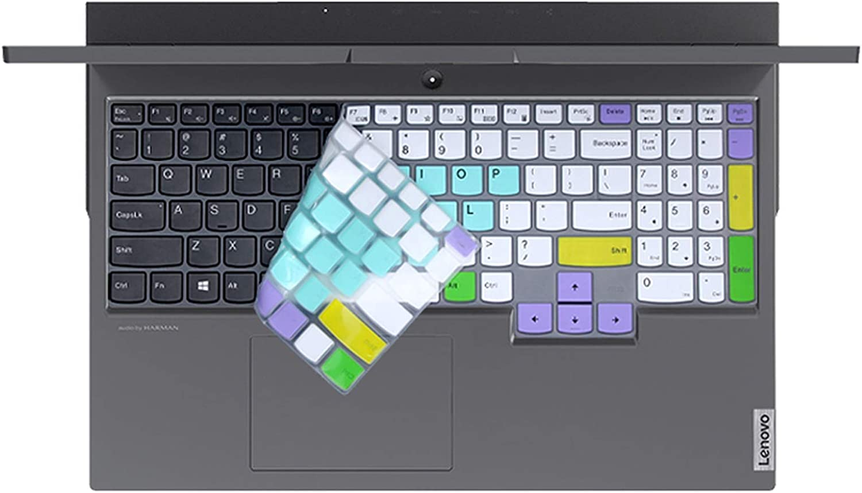 15,6 Zoll 15 Zoll AMD Gaming Laptop 39,6 cm Candymint Silikon-Schutzh/ülle f/ür Lenovo IdeaPad Gaming 3i 3 i 38,1 cm 2020