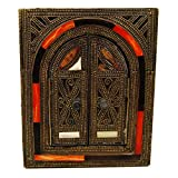 Decoración étnica espejo marco mosaico puertas marroquí árabe 1809201043