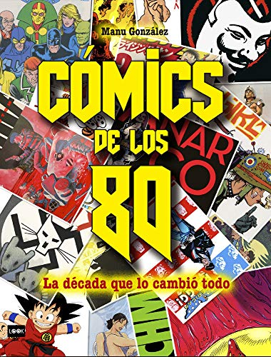 Cómics de los 80 (Look)