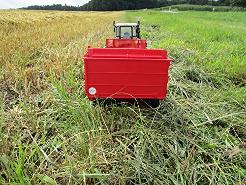RC Auto kaufen Traktor Bild 6: RC Traktor Fendt 1050 Vario mit Anhänger-Stalldungstreuer 1:16