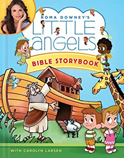 Little Angels Bible Storybook (Roma Downey's Little Angels Series)