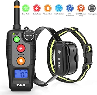 Best electric collar training Reviews